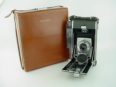 Polaroid 110A camera w/ Ysarex Lens & Four Designs film pack conversion-Gorgeous