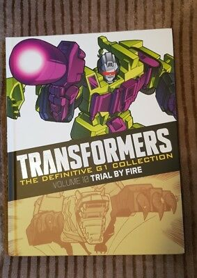 Transformers definitive g1 collection volume 10 Trial by Fire