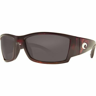 Costa Corbina Polarized 580P Sunglasses Tortoise/Gray One Size
