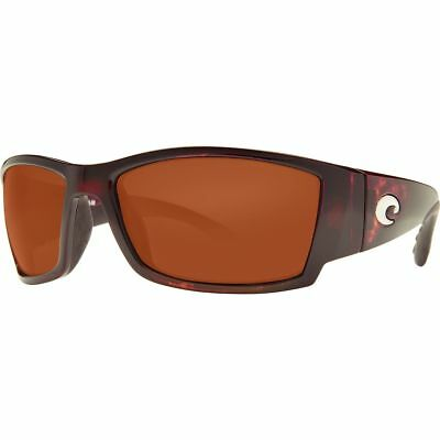 Costa Corbina Polarized 580P Sunglasses Tortoise/Copper One Size