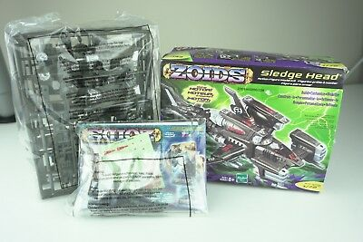 Zoids Sledge Head | 2001 Wind Up Toy | Brand New In Box | #033 | 1/72 Scale
