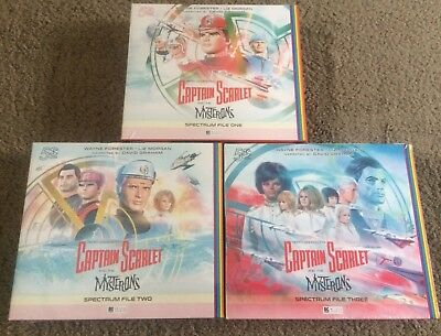 Captain Scarlet And The Mysterons Bundle Big Finish