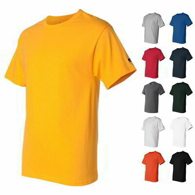 Champion T425 Short Sleeve Mens T Shirt - Pick Size and Color