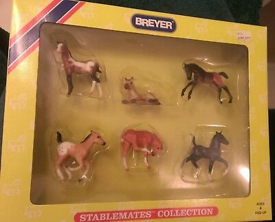 Breyer Stablemates #5655 Foal Fun Collection MIB Horse