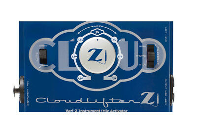 Cloud Microphones Cloudlifter CL-Zi, DI /Preamplifier for Guitar, Bass