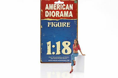 Hanging Out Wendy Figure 1:18 AMERICAN DIORAMA