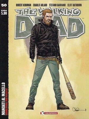 The Walking Dead 50 Variant Zombie Walk Lucca Comics 2017 Edizione Saldapress