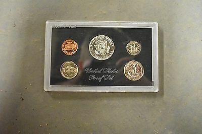 1970 US Mint 5 Coin Proof Set