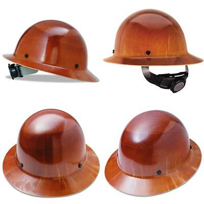 Msa 475407 Natural Tan Skullgard Hard Hat With Fastrac Suspension