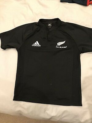 New Zealand All Blacks Rugby Shirt