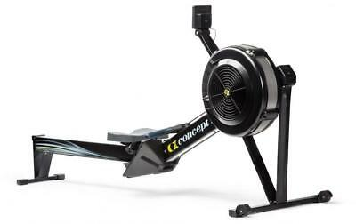 Concept2 Model D Indoor Rower with PM5 Monitor - Black :
