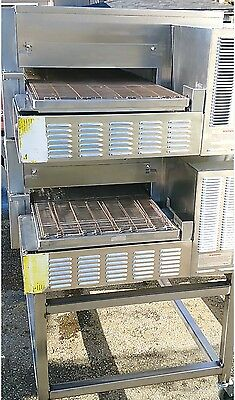 Lincoln Impinger 18 inch Conveyor Belt Pizza Oven NATURAL GAS also avail Hobart