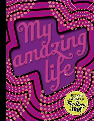 My Amazing Life Activity Book Journal Stocking Filler