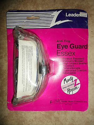 Leader New Yorker Racquetball Marty Hogan Sports Goggles Eyeguard Protection