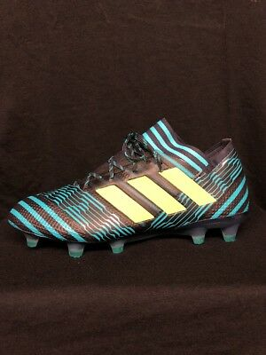 ca664695a102 MEN S ADIDAS NEMEZIZ 17.1 FG Firm Ground Soccer Cleats BB6078 ...