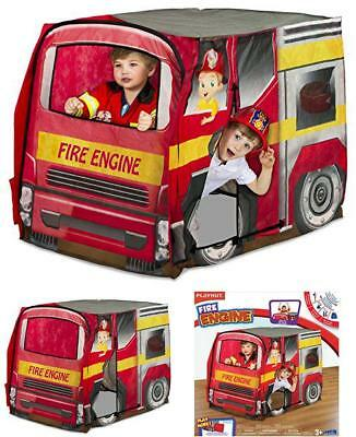 Fire Engine Truck Play Tent Kids Pretend Vehicle Indoor Outdoor Child Play House  sc 1 st  PicClick & FIRE Truck Engine Play Tent Red Playtent House Indoor PlayHouse ...