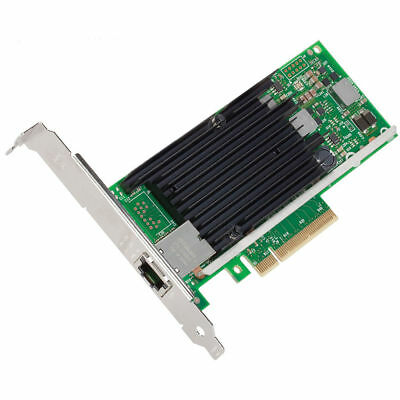 Intel ETHERNET CONVERGED NETWORK ADAPTER, SINGLE PORT (X540T1)