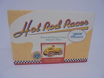"Winner's Circle Series Kiddie Car Classics  ""1956 Garton Hot Rod Racer"""