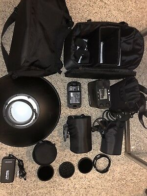 Profoto B2 250 Air TTL Location Lighting Kit Strobes