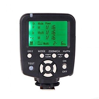 Yongnuo YN560-TX Manual Wireless Flash Controller For Canon DSLR Cameras NEW