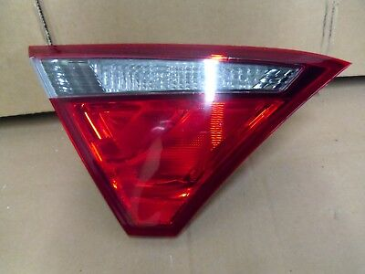 Toyota Camry OEM Left Trunk Tail Light 2015 2016 2017