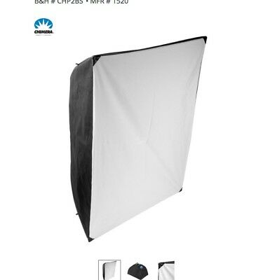 Chimera Pro II 24x32 Excellent condition:  Softbox