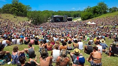 Falls Festival Lorne - 3 Day Pass without camping