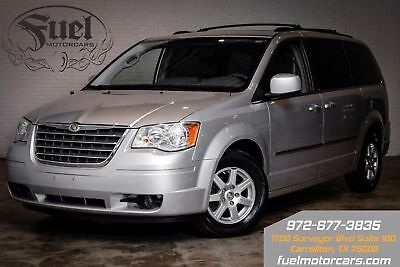 2010 Chrysler Town & Country Touring 2010 Silver Touring!