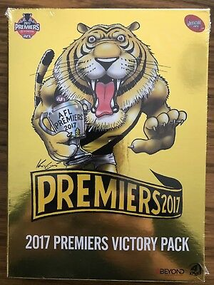 2017 PREMIERS VICTORY PACK (Richmond Tigers) *BRAND NEW