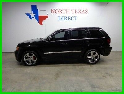 2009 Jeep Grand Cherokee SRT-8 4WD GPS Navi Camera Sunroof Chrome Wheels Ki 2009 SRT-8 4WD GPS Navi Camera Sunroof Chrome Wheels Ki Used 6.1L V8 16V SUV