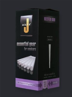 Jware Pre-rolled Medium Size Cones (800 Count) Rolling Paper Size 98mm