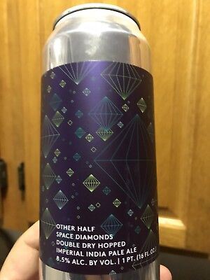 Other Half DDH space diamonds 1 full can Trillium treehouse monkish
