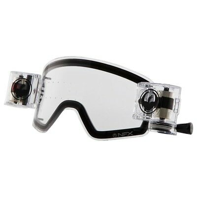 Dragon NEW Mx NFX2 RRS Roll Offs Motocross Goggles Rapid Roll-Off System Kit