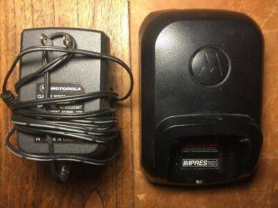 Genuine OEM Motorola Impres Radio Charger WPLN4226A for XPR6350 XPR6550