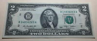 United States 2009 Two Dollars Note