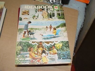 1974 S & H Green Stamps Ideabook Idea Book - Great research item