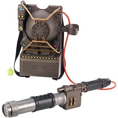 Ghostbusters Electronic Proton Backpack and Blaster Projector Ghost Hunting Gear