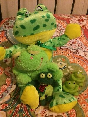 Frog 🐸 Collection: Lot Of 5 CUTE