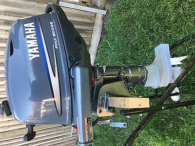 4HP Yamaha 4 STROKE short Shaft 2004 Model, In New Condition, Ready For Use.