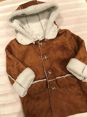 Baby Boys Coats 18-24 Months