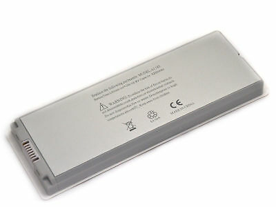 """New Battery for Apple MacBook 13"""" A1185 A1181 (2006 2007 2008 2009) MA566 MA561"""