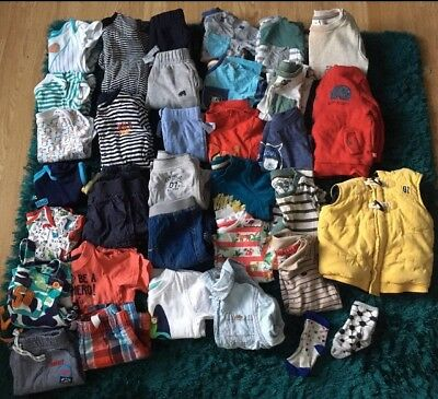 Baby Bundle 9-12 Months 34 Items