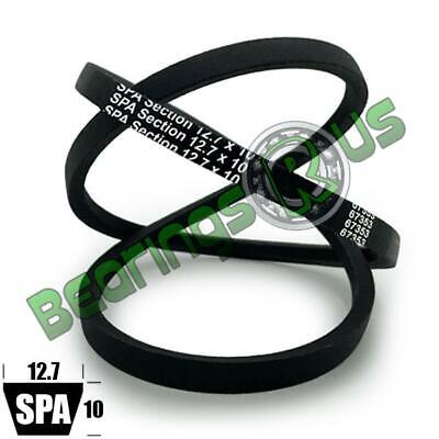 SPA4000 (12.7x4000 Lp) Dunlop SPA Section Wedge Belt - 3955mm Inside Length