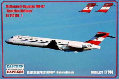 EASTERN EXPRESS 144110_1 - Airliner MD-87 AUSTRIAN Airlines /Modellbausatz 1:144