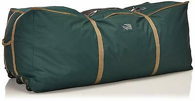 Large Christmas Tree Storage Bag Heavy Duty Water Resistant Box With Wheels