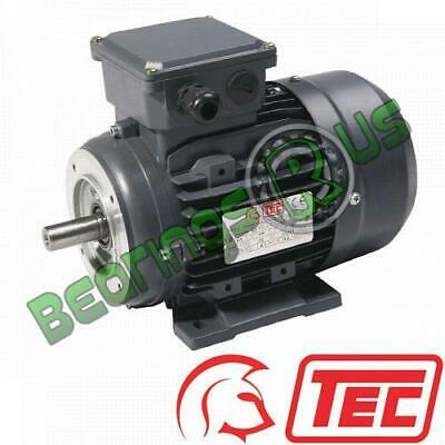 TEC IE2 Rated 3 Phase 15kw 2930rpm (2Pole) D160M2 Frame B34 Foot & Face Mounted