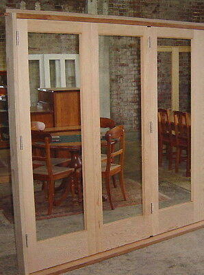 Bi fold Door BIFOLD SET....Lovely Timbers !! .... ( Can deliver ) $2950 value