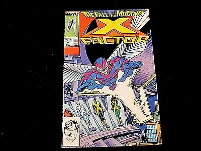X-Factor #24 - VF+ - 1st Appearance of Archangel!