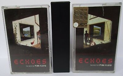 Pink Floyd - Echoes The Best Of Pink Floyd 2 X Cassette