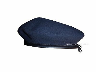 Royal NAVY  Beret - Large Size 58cm - Used - Army ISSUE - SP3644